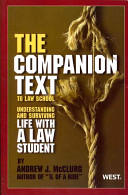 The  Companion Text  to Law School
