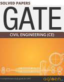 GATE Solved Papers for Civil  CE