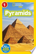National Geographic Readers  Pyramids  Level 1