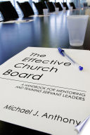 The Effective Church Board