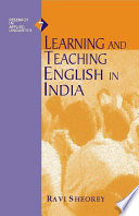 Learning and Teaching English in India