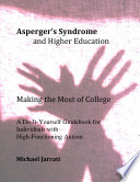 Asperger s Syndrome   Higher Education
