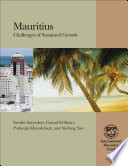 Mauritius: Challenges of Sustained Growth