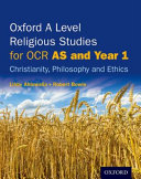Oxford a Level Religious Studies for OCR  AS and Year 1 Evaluation Pack