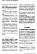 Lloyd s Maritime Law Newsletter