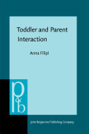 download ebook toddler and parent interaction pdf epub
