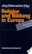 Religion und Bildung in Europa