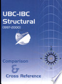 UBC-IBC Structural (1997-2000)