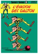 Lucky Luke  Tome 15 - L'évasion des Dalton