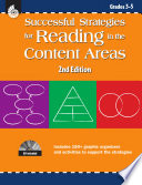 Successful Strategies for Reading in the Content Areas  Grades 3 5