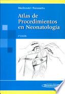 Atlas de procedimientos en neonatolog  a