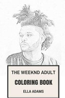 The Weeknd Adult Coloring Book