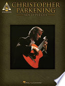 Christopher Parkening   Solo Pieces  Songbook