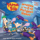 Phineas and Ferb Invasion of the Evil Platypus Clones   Night of the Giant Floating Baby Head