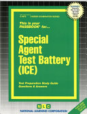 Special Agent Test Battery