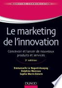 Le marketing de l innovation   3e   dition