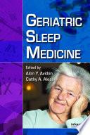 Geriatric Sleep Medicine