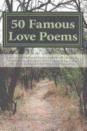 50 Famous Love Poems