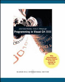 Programming In Visual C 2008