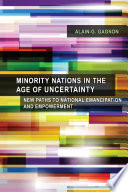 Minority Nations in the Age of Uncertainty