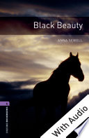 Black Beauty   With Audio Level 4 Oxford Bookworms Library