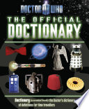 Doctor Who: Doctionary Talking About? Are You Burning To Find