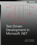 Test-Driven Development in Microsoft® .NET.