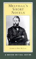 Melville s Short Novels