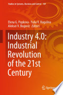 Industry 4 0  Industrial Revolution of the 21st Century