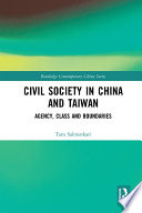 Civil Society in China and Taiwan