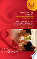 Saved by the Sheikh    Million Dollar Marriage Merger  Saved by the Sheikh    Million Dollar Marriage Merger  Mills   Boon Desire
