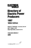 Electrical World Directory of Electric Power Producers