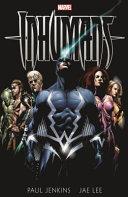Inhumans By Paul Jenkins Jae Lee