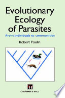 Evolutionary Ecology of Parasites