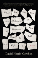 download ebook what do you buy the children of the terrorist who tried to kill your wife? pdf epub