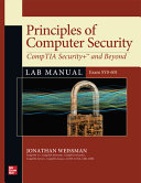 Principles Of Computer Security Comptia Security And Beyond Lab Manual Exam Sy0 601