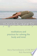 Ebook Yoga for Anxiety Epub Mary NurrieStearns,Rick NurrieStearns Apps Read Mobile