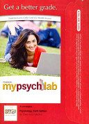 Mypsychlab Access Code