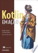Kotlin Em A O book