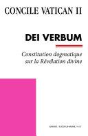 Book Dei Verbum
