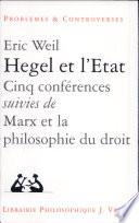 illustration Hegel et l'état