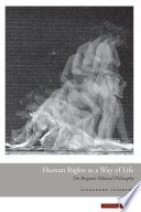 Human Rights as a Way of Life On Bergson's Political Philosophy