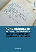 Kunsthandel im Nationalsozialismus