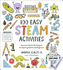 100 Easy STEAM Activities Book PDF