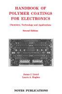 Handbook of Polymer Coatings for Electronics