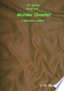 CD Grimes Mysteries book four  Murder Quartet collector s edition