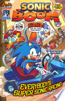 Sonic Boom #7 : that right! it's wacky-racin' adventure in