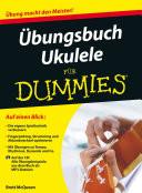bungsbuch Ukulele f  r Dummies