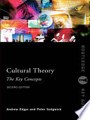 Cultural Theory  The Key Concepts