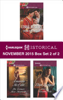 Harlequin Historical November 2015 - Box Set 2 Of 2 : price, available now! this box set includes:...